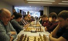 Lietuvos vyrų šachmatų lygos turnyras