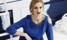 Dizaineris R. Kalinkinas pristato specialią lino suknelių kolekciją