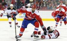 NHL: Capitals - Devils