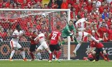 Euro 2016: Šveicarija – Albanija