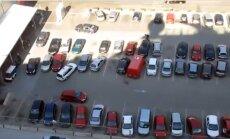 Įdomus parkavimas Kroatijoje