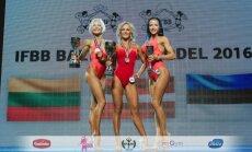 Latvijos kultūrizmo ir kūno rengybos čempionatas