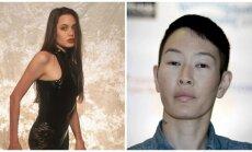 Angelina Jolie ir Jenny Shimizu