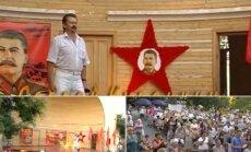 Okupuotoje Krymo dalyje – vieša odė Stalinui