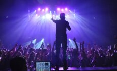 Simple Plan koncerto Vilniuje akimirkos (J.Masilionio nuotr.)