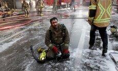 Nelaimė Teherane