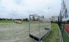 Rudaminos naujas stadionas