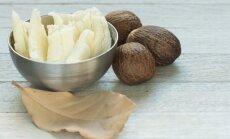 Sviestmedžio sviestas - nekvepia rožėmis ir sunkiai tepasi, tačiau yra visiškai natūralus produktas