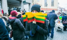 Lithuanians celebrate February 16