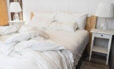 Kaip prižiūrėti ir skalbti paklodes, kad jos tarnautų ilgiau