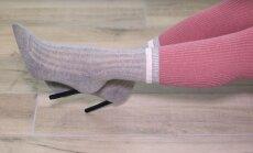 Kojinės ir aukštakulniai