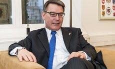 Ambassador Bert Van der Lingen     Photo Ludo Segers