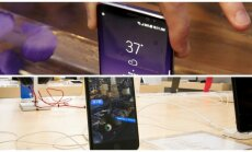iPhone, Samsung