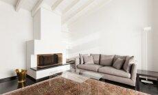 """2 šviesių loftų interjerai <span style=""""color: #ff0000;"""">FOTO</span>"""