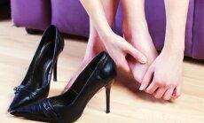 Maža pūslelė ant pėdos išdavė itin pavojingą ligą