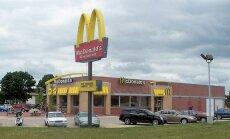 McDonalds restoranas