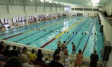 Kauno Girstučio plaukimo centro atidarymas
