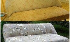 """<span style=""""color: #ff0000;"""">Žingsnis po žingsnio:</span> kaip restauruoti sofą"""