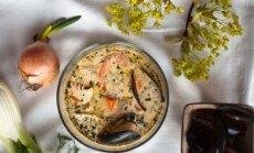 Savaitgalio patiekalas – žuvienė, kokios dar nebūsite ragavę