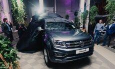Volkswagen Amarok pristatymas Vilniuje