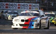 Paskutiniai automobilių žiedo čempionatų startai – Rygoje