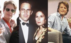 Jamie Lee Curtis, Kevinas Costneris su žmona, Michael J Fox