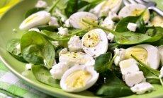 Tobulai skanios sveikuolių salotos