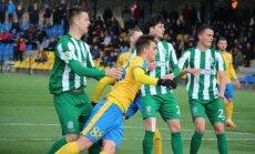 Lietuvos futbolo A lygos rungtynės