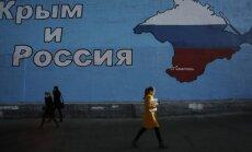 Krymas, Rusija, sankcijos, JAV