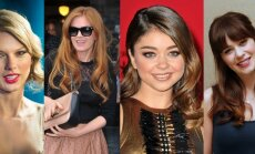 Taylor Swift, Isla Fisher, Sarah Hyland, Zooey Deschanel