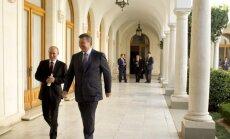Vladimiras Putinas, Viktoras Janukovyčius