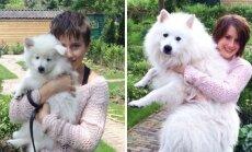 Bėgantys metai pakeitė šunį