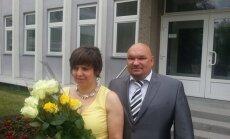 Jurgita ir Arvydas Vilčinskai