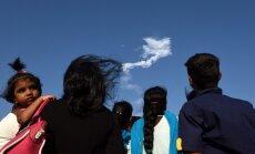 Indija paleis raketą į kosmosą