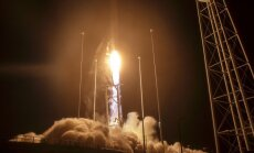 Raketos Antares paleidimas