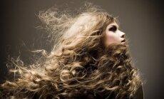 Plaukai gali tapti žaliava drabužiams - manote, tai ateityje išsipildys?