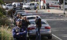 Briuselyje subadyti du policijos pareigūnai