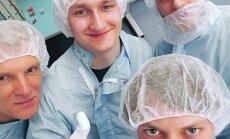 NanoAvionics komanda