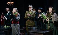 Mažojo teatro 25-ajam jubiliejui skirtas spektaklis Minetis (L. Vansevičienės nuotr.)
