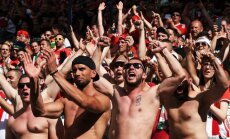 Vengrijos futbolo fanai