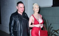 Courtney Stodden ir Dougas Hutchinsonas