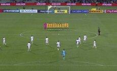 Tylos minutė prieš Australijos ir Saudo Arabijos rungtynes