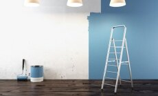 Konkursas: nenuobodžios namų sienos