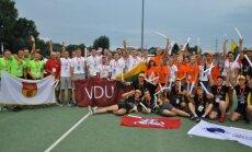 Lietuvos studentai sportininkai žaidynėse Kroatijoje