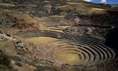 Inkų terasos