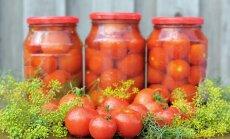 Geriausi pomidorų konservavimo receptai
