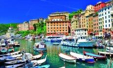 Lingurijos pakrantė, Italija