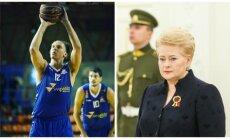 Augustas Pečiukevičius, Dalia Grybauskaitė