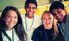 Rūta Meilutytė - pasaulio mokyklų žaidynėse