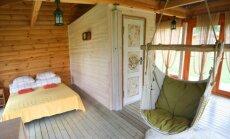 Originalūs sprendimai: kaip integruoti hamaką į būsto interjerą